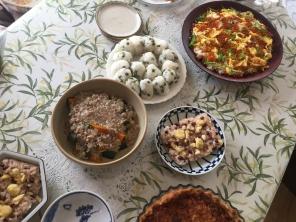美味しく、身体に優しいマクロビ料理